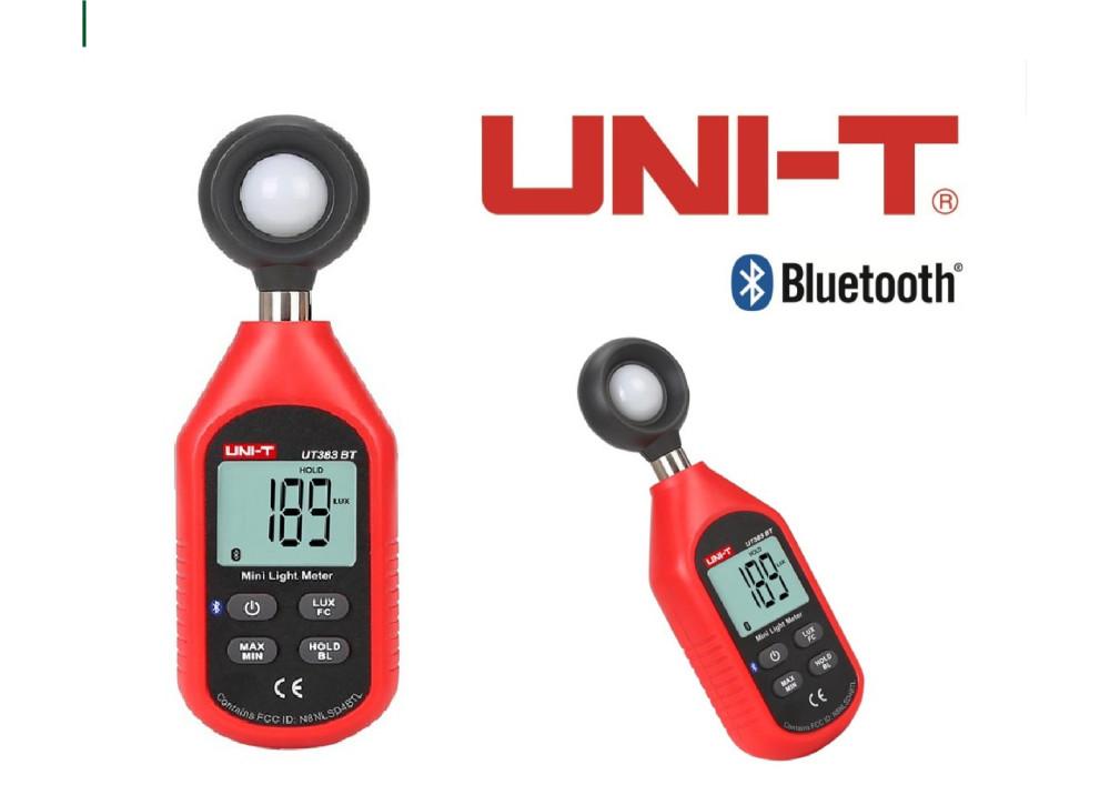 UNI-T Mini Light Meter UT383BT