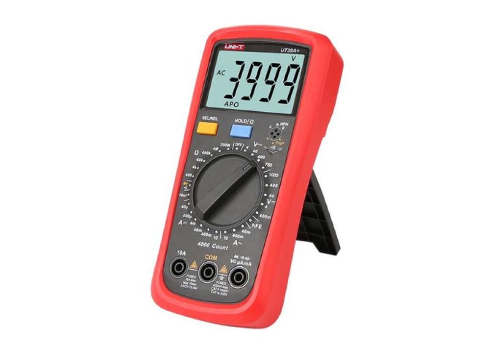 UNI-T Modern Digital Multimeters DMM UT39A+