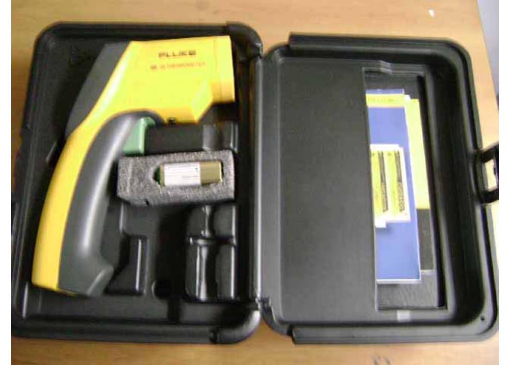 FLUKE66 Infrared Thermometer