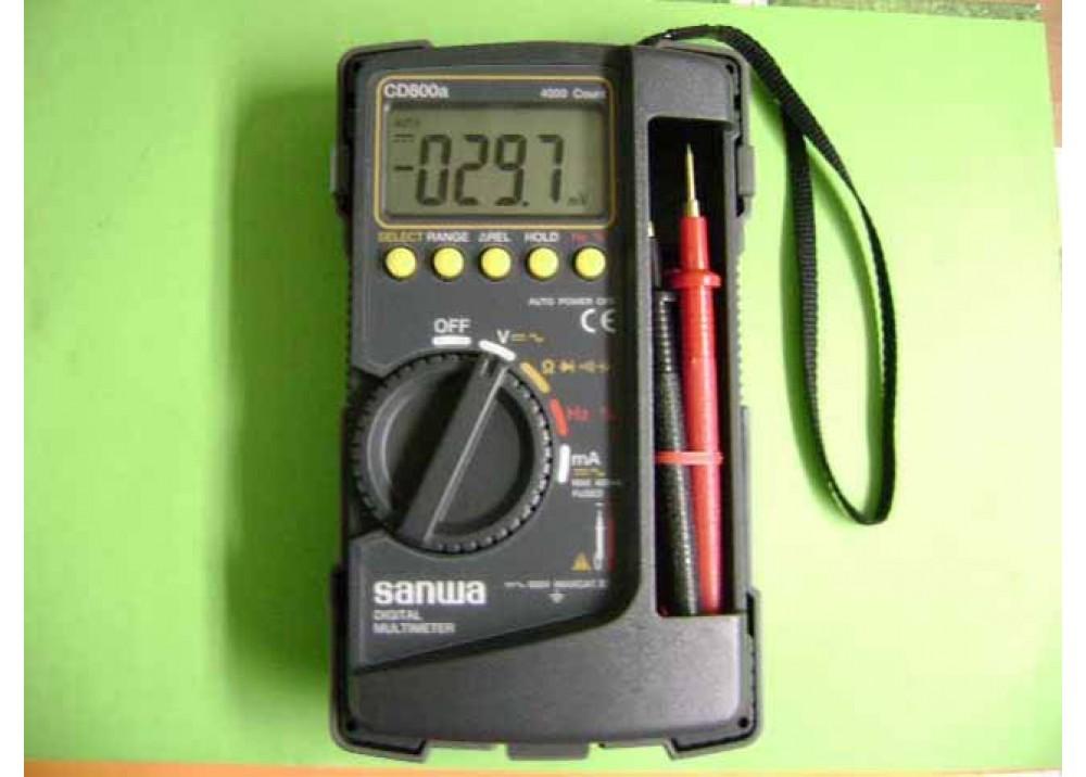MULTIMETER SANWA CD800A