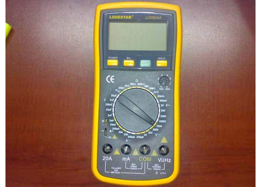 LODESTAR LD9806A