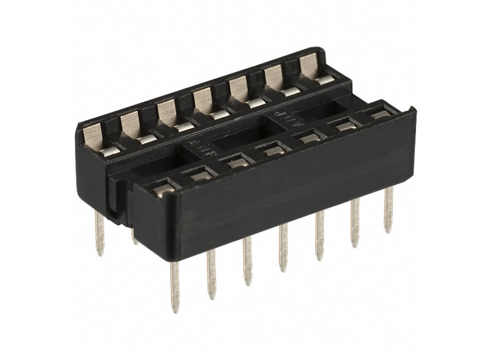 SOCKET IC 14P