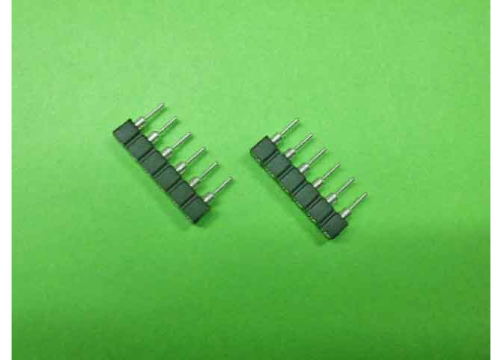 ROUNDED PIN SOCKET FRSS6P