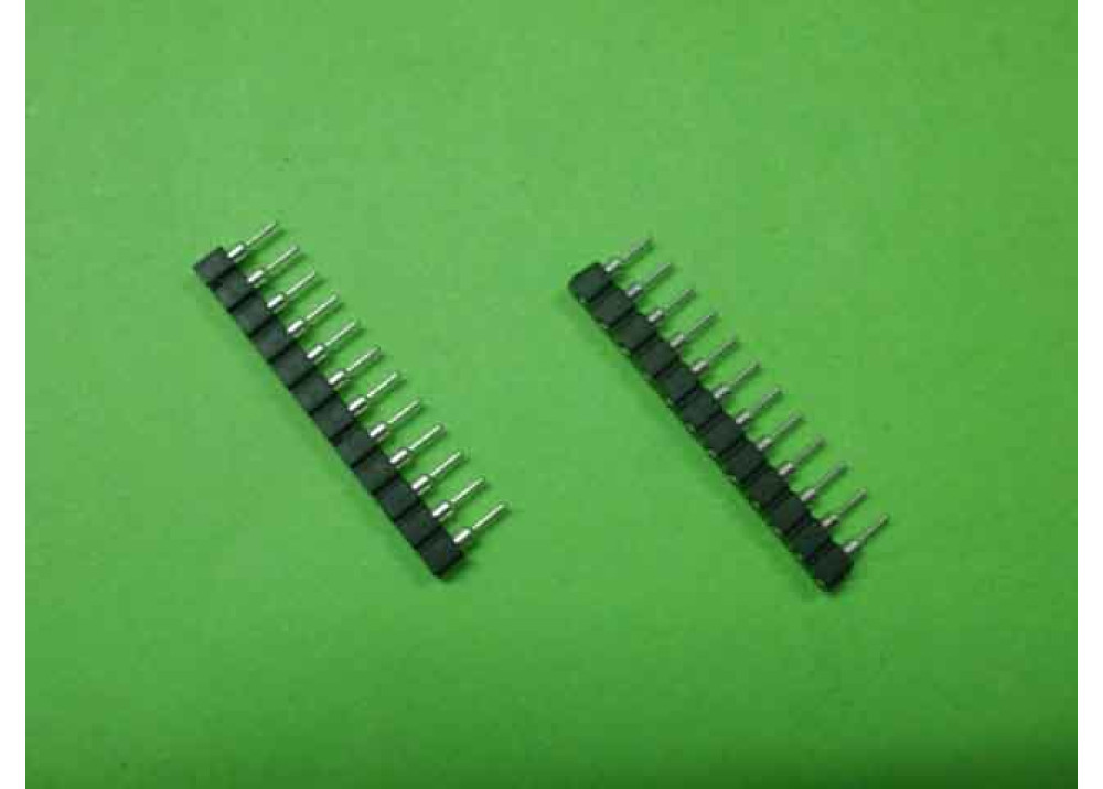ROUNDED PIN SOCKET FRSS12P