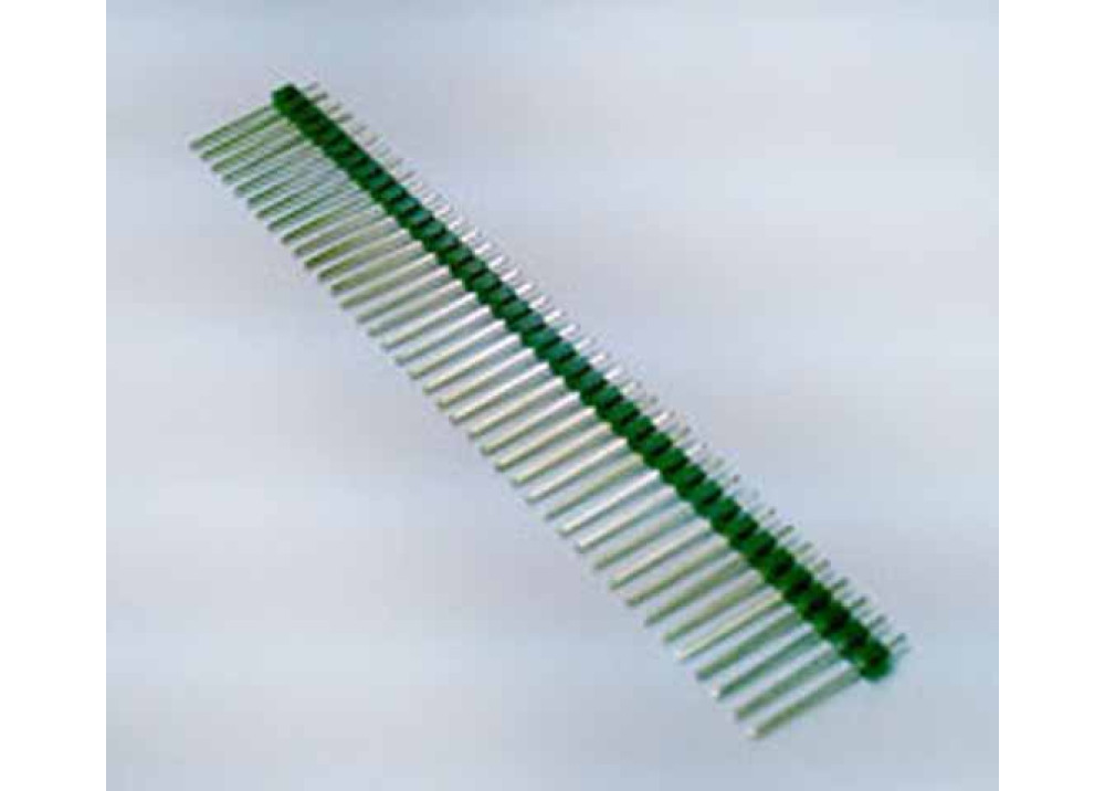 Header Strip Single Row male MHSS40P 2.54mm High15mm