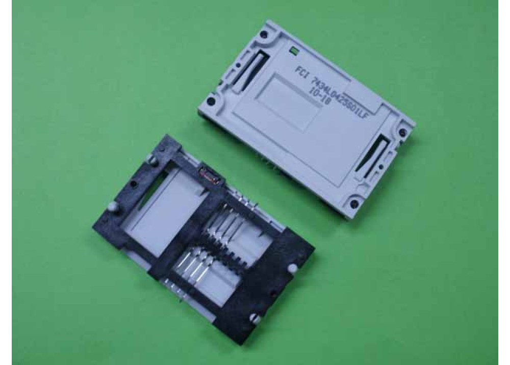 SMART CARD SOCKET FCI 7434L0425S01LF