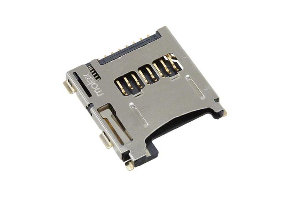 Mini SD Card Socket PCB