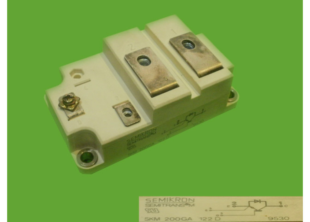 SKM200GA122D 200A 1200V IGBT/1U