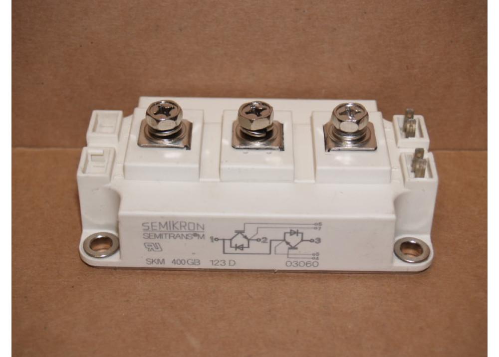 SKM400GB123D IGBT MODULE 400A 1200V