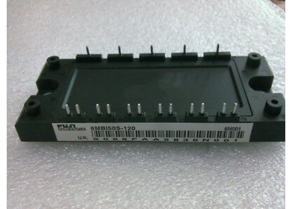Module 6MBI50S-120 IGBT 50A 1200V