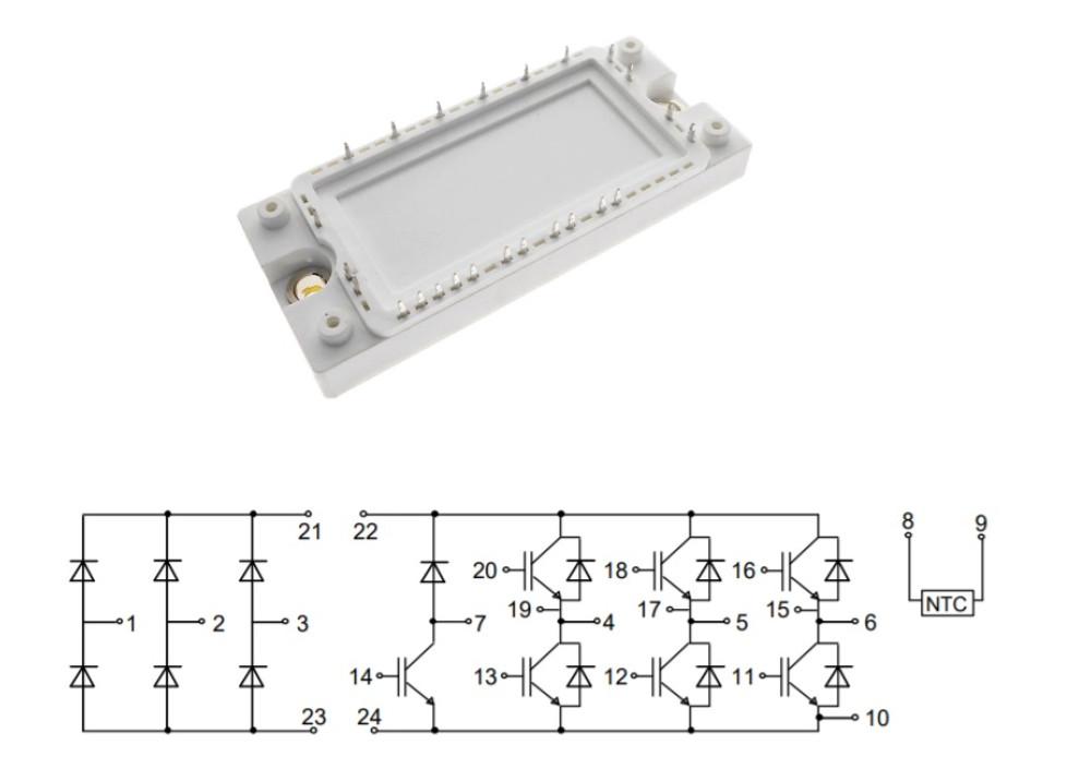 BSM35GP120  IGBT Module 35A 1200V
