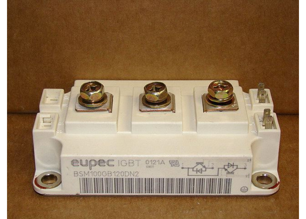 BSM100GB120DN2 IGBT Module DUAL 150A 1200V