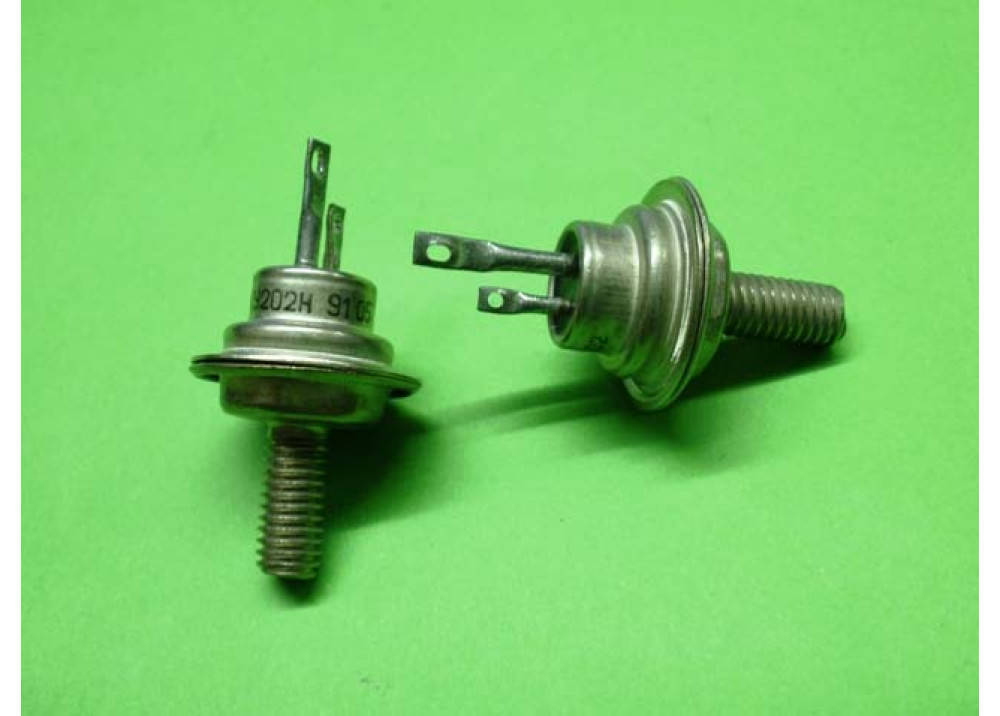 Thyristor KU202N/KY202H 400V 10A Igt<200mA