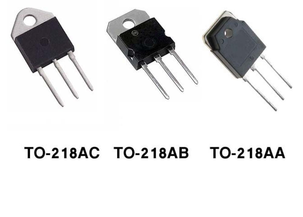 Original BD245C NPN 50V 10A 80W TO-218AA