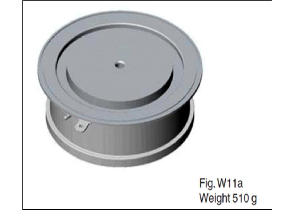 Thyristor N600SH16 1600V 1802A W11a