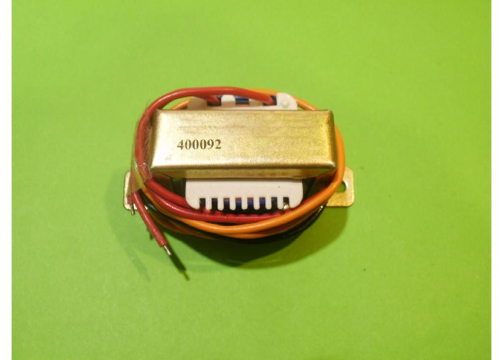 TRANSFORMER 400MA 9VX2