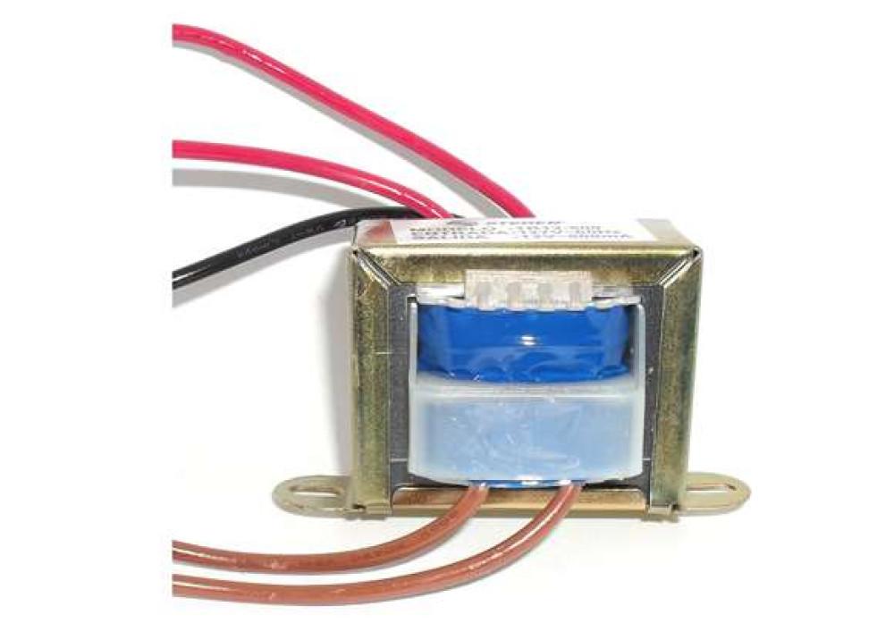 TRANSFORMER 400MA - 2X12V Screw
