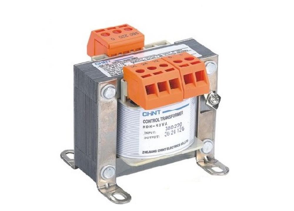 Control Transformers CHINT 100VA NDK-100-380-220/12 0 12 12V*2  4A AC