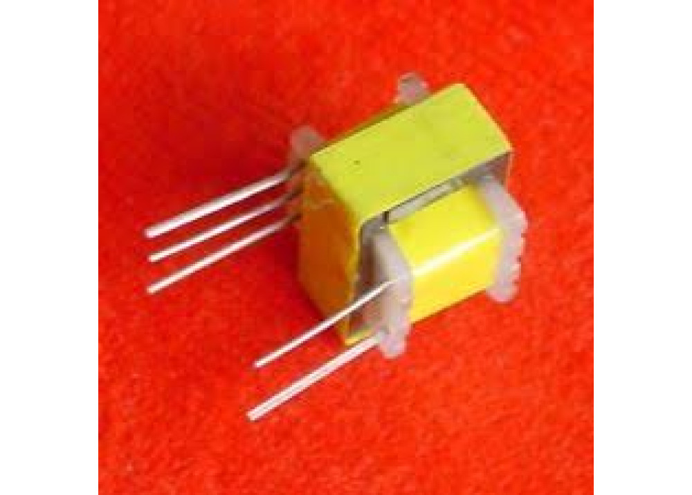 Audio Transformers 125:1.5 Ohm EI14 Isolation Yellow  Output