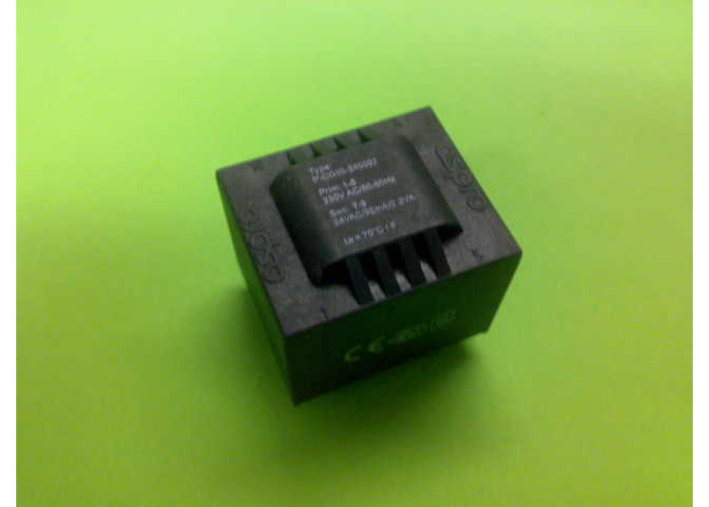 PCB TRANSFORMER 24VX1 2.2VA 92mA