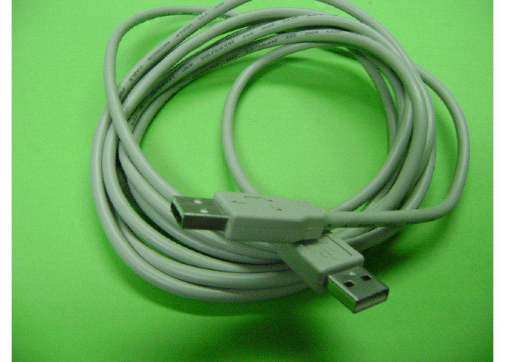 CABEL USB A TO A 3M