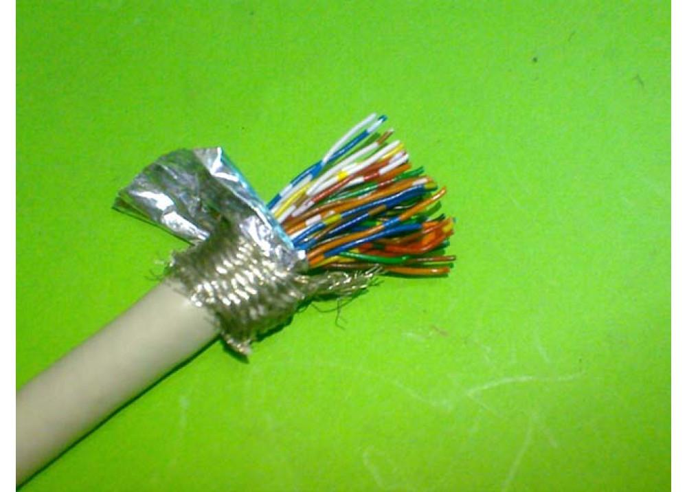 Multi core Shielded Cable 50P