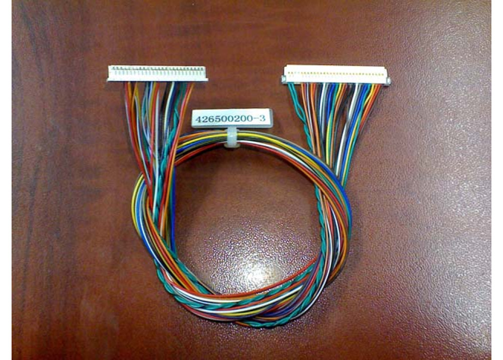 CABLE SHARP/NEC VGA LCD PANELS