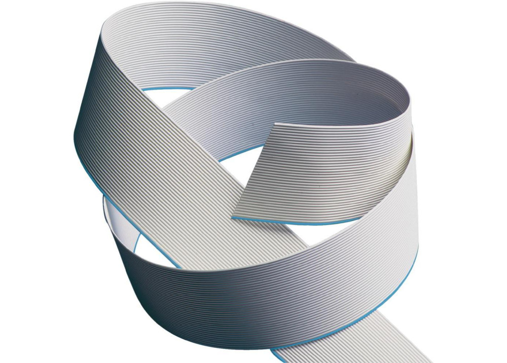 FLAT CABLE Pitch 0.635mm GREY 68P