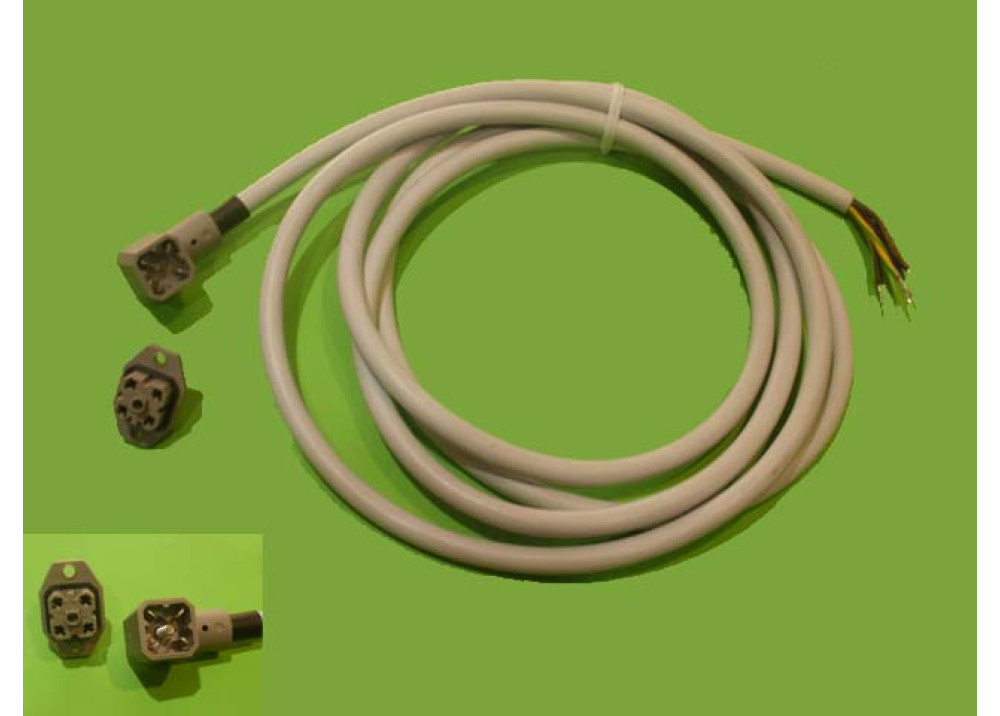 POWER CABLE 4P 2M