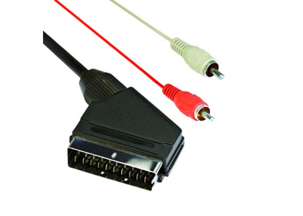 SCART TO AUDIO 2CH