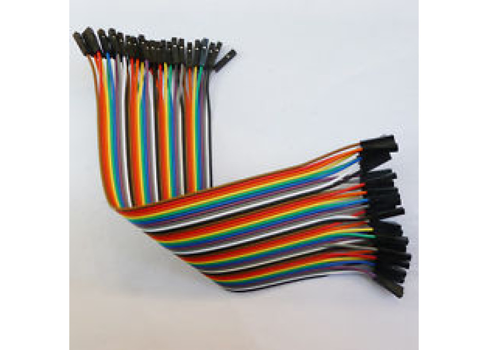 Arduino Jumper Wires Female to Female 20cm 10P