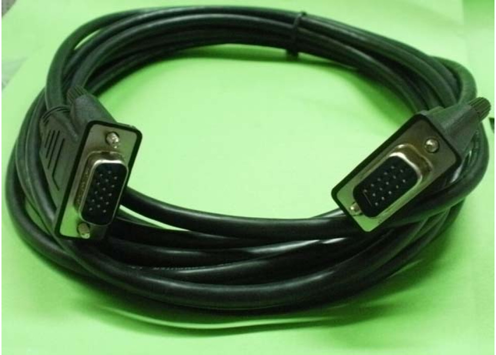 MH SVGA CABLE HD15M TO HD15M 4.5M