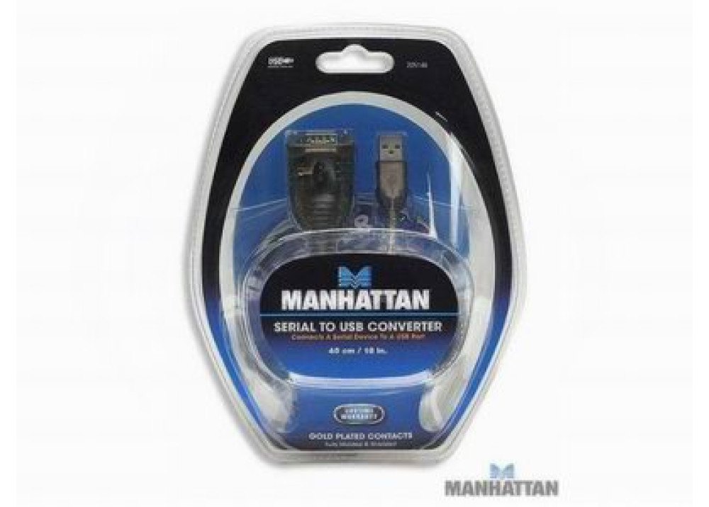 MANHATTAN USB TO RS232