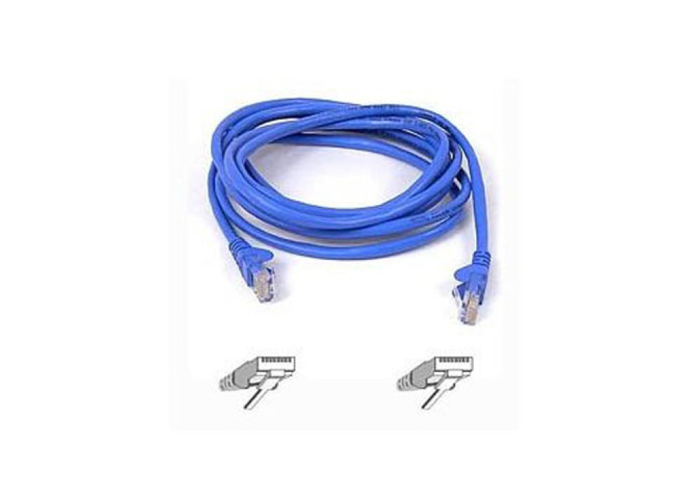 ADVANCED-UTP BLUE CAT6 2M