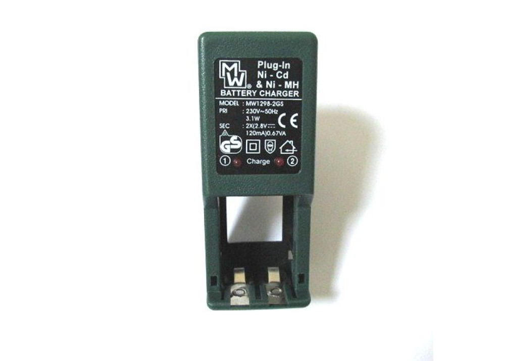 Battery charger MW1298-2GS/12AA4