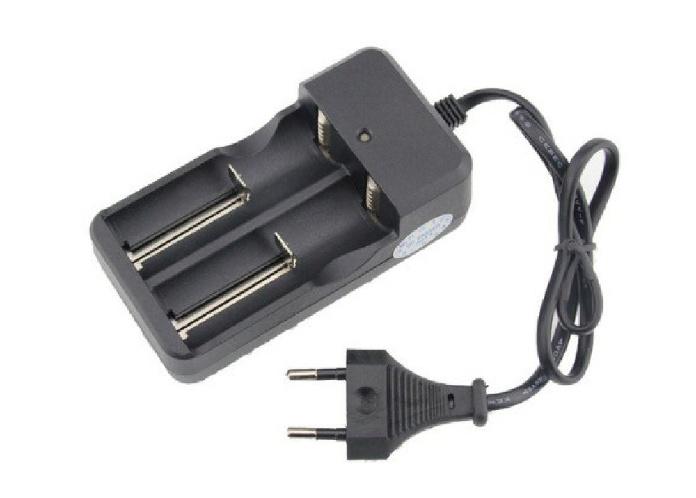 Battery Charge A 2x18650 for Lithium-ion