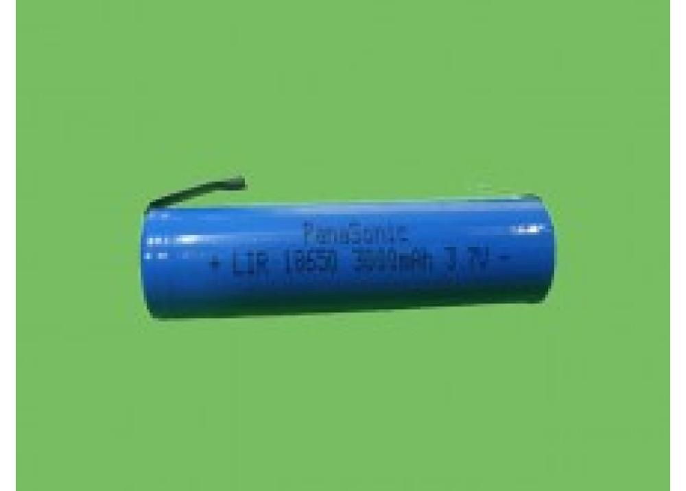 PANASONIC LIR18650 3.7V 3000MA