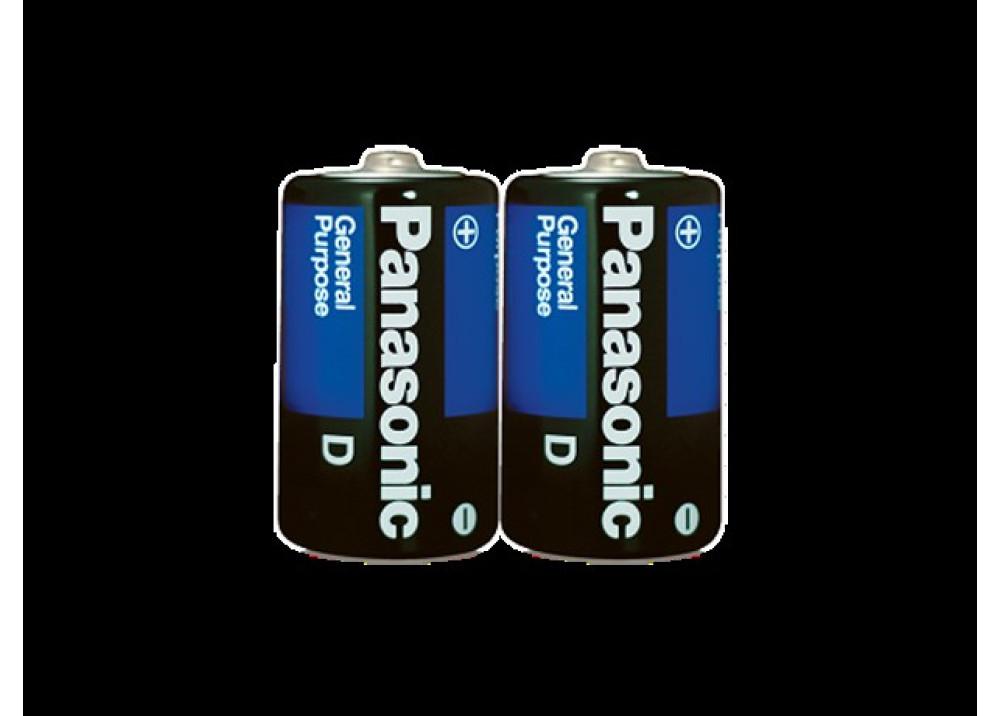 Panasonic Battery D Size 1.5V 1*2.PCs