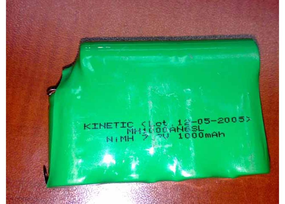 KINETIC 7.2V 1000MA