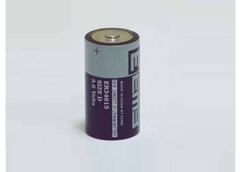 Battery Lithium EEMB ER34615 3.6V SIZE-D