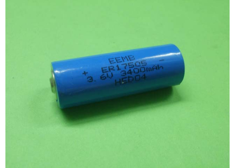 BATTERY EEMB LITHIUM ER17505 A 3.6V 3.4A