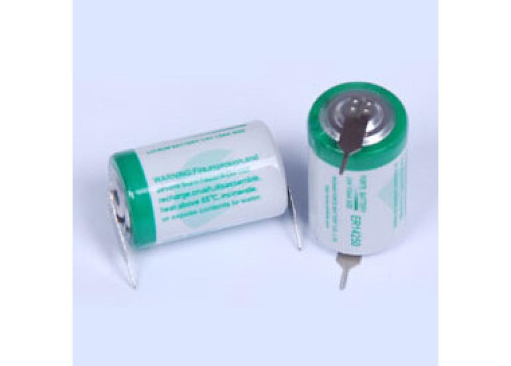 Battery Lithium HCB  ER14250 1/2AA 3.6V