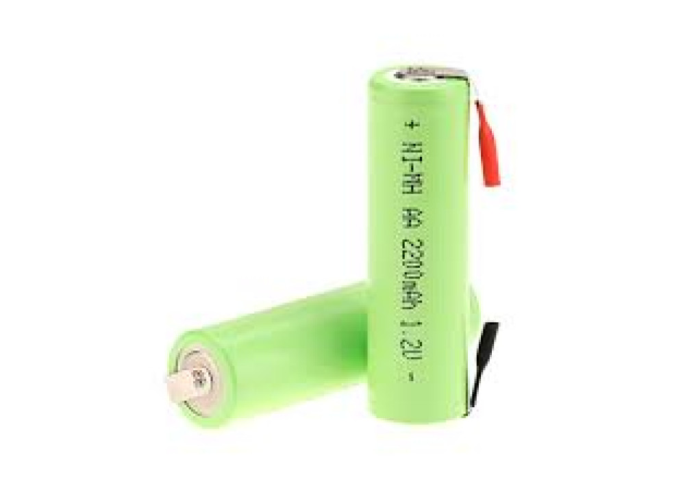Rechargeable Battery Ni-MH  AA 1.2V 2200mAh