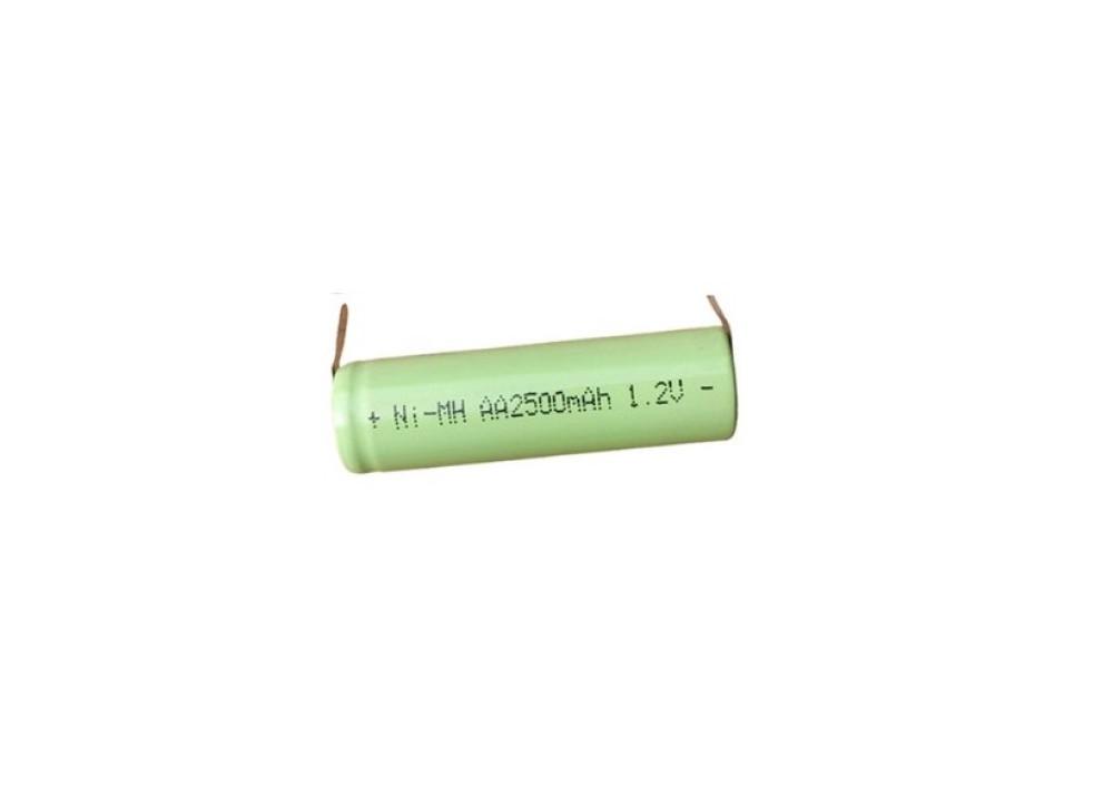 Rechargeable Battery NI-MH-1.2V AA-2500mAh