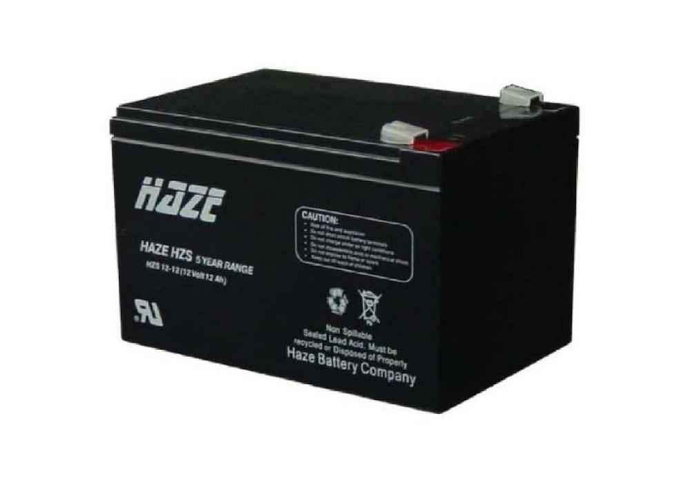 BATTERY HAZE 12V 12A