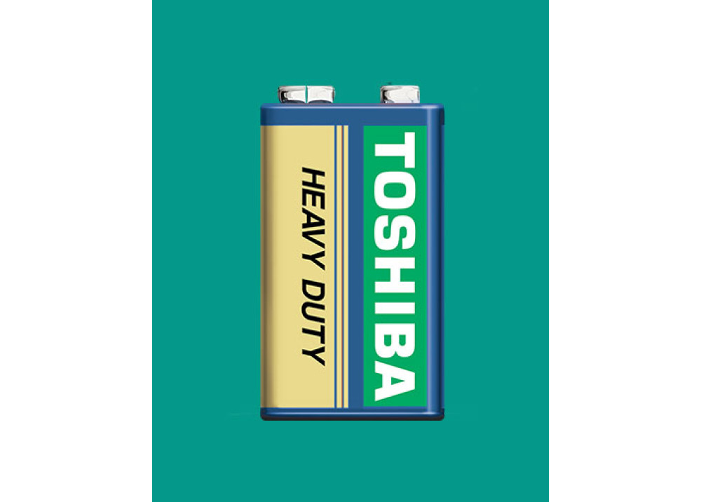 TOSHIBA 6F22KGG(B)  SP-1U Battery Heavy Duty 9V