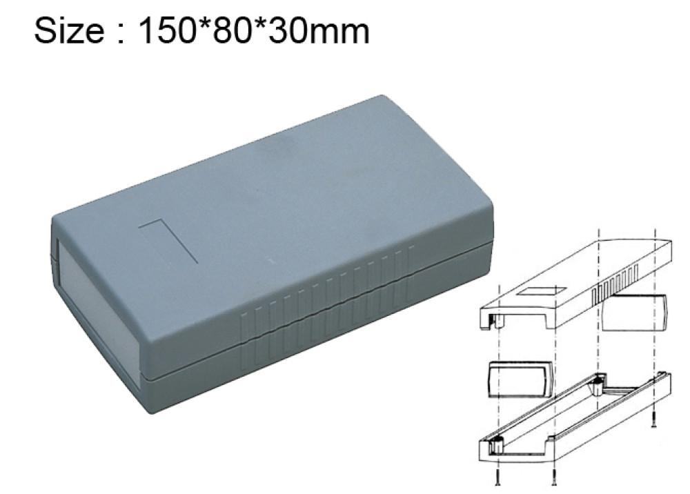 Plastic BOX G413 150x80x30mm