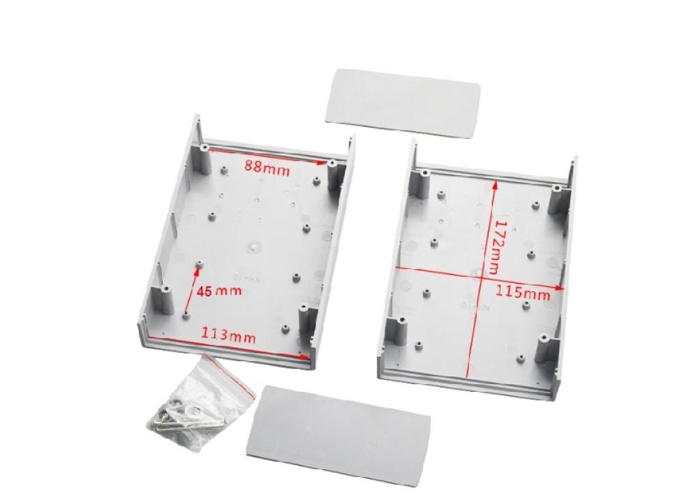 Plastic BOX 190x120x60mm AK-D-23