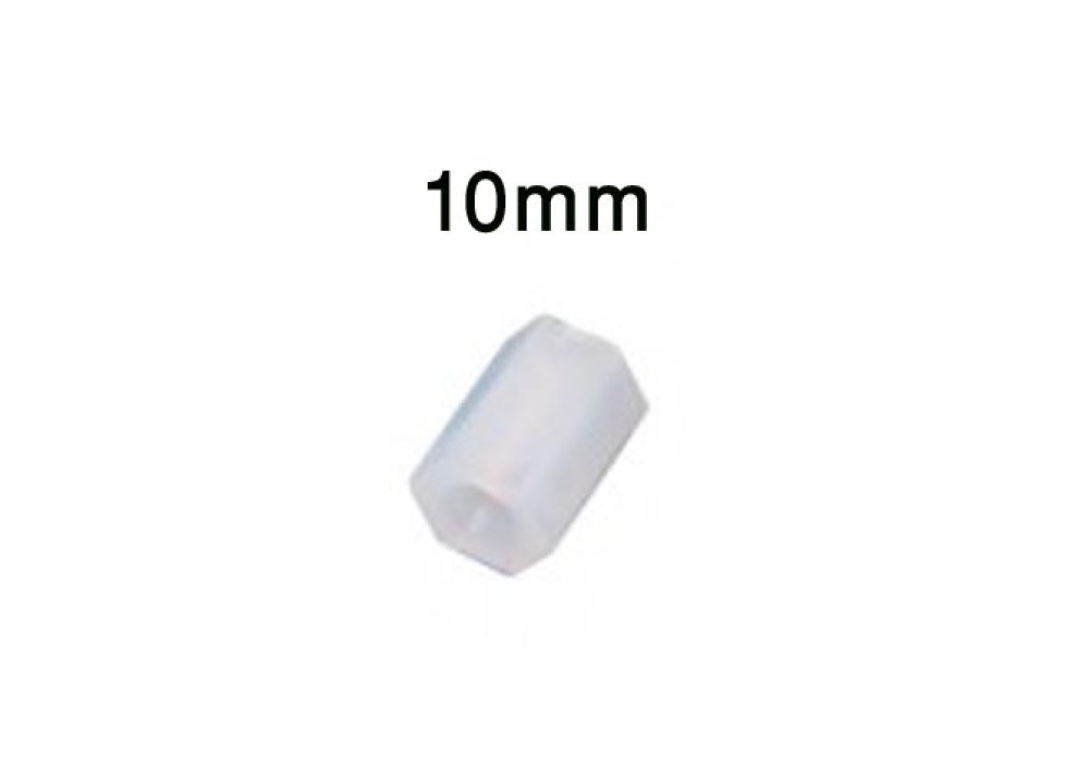 Plastic Spacer 10mm FF