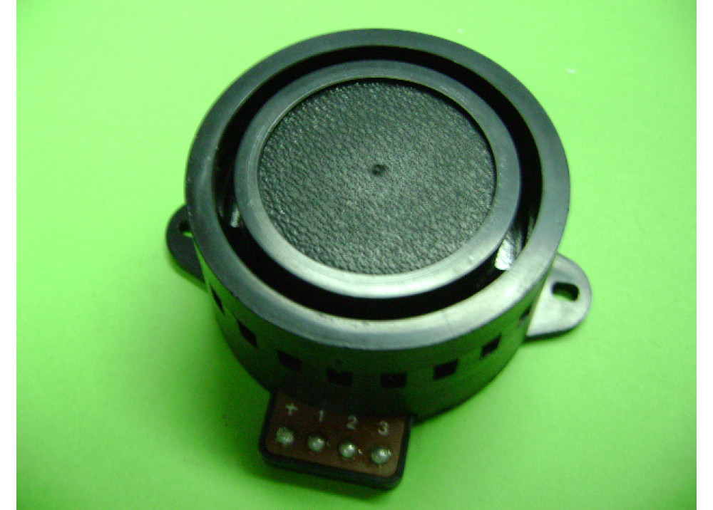 Buzzer 3 Tone U2-50RD1D2 12V